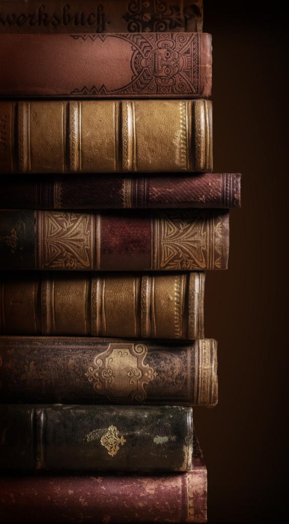 Stapel boeken - versie 2